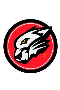 Catz Head--Red Circle