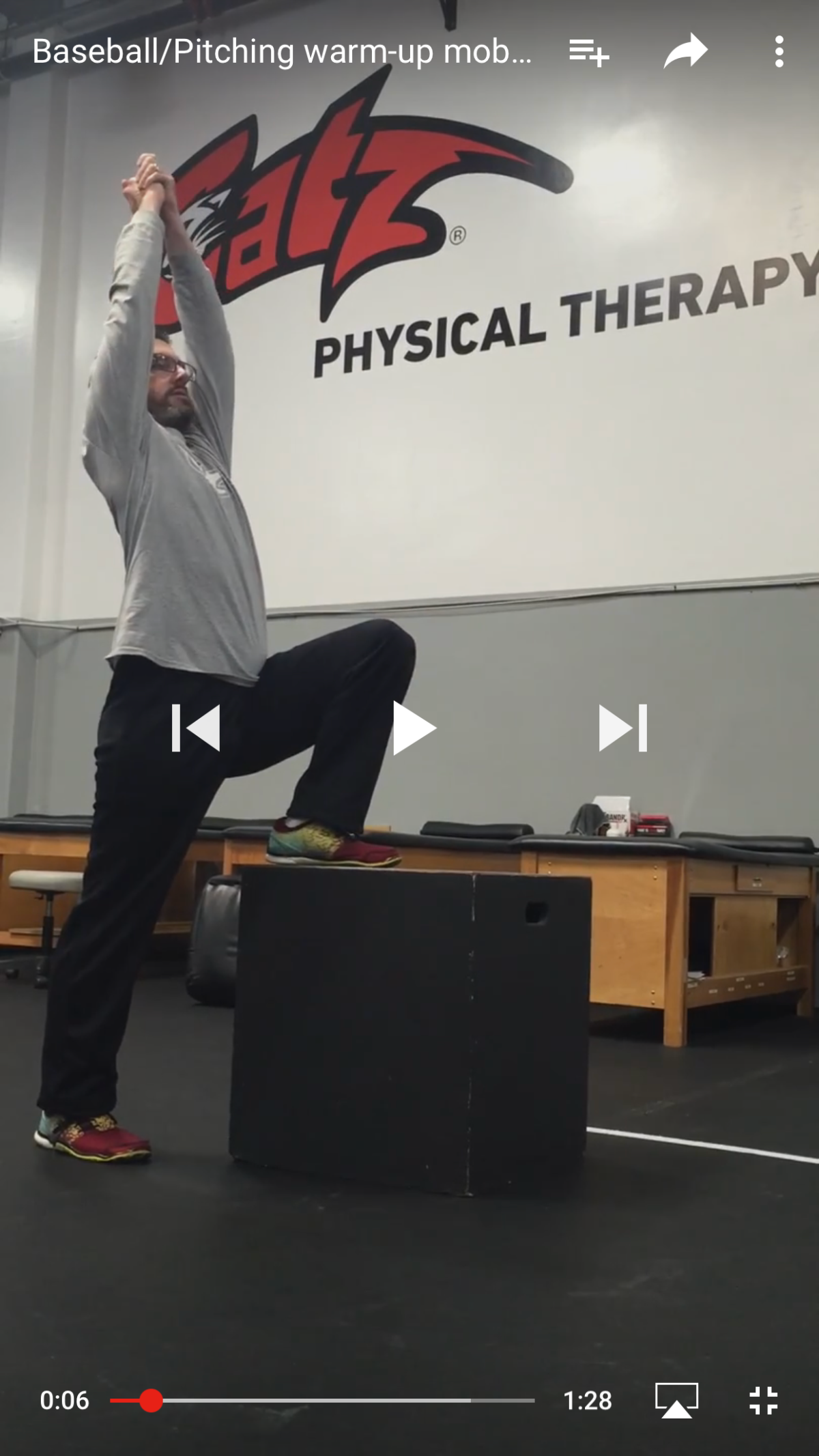 Pitching Mobility Series: Part 1