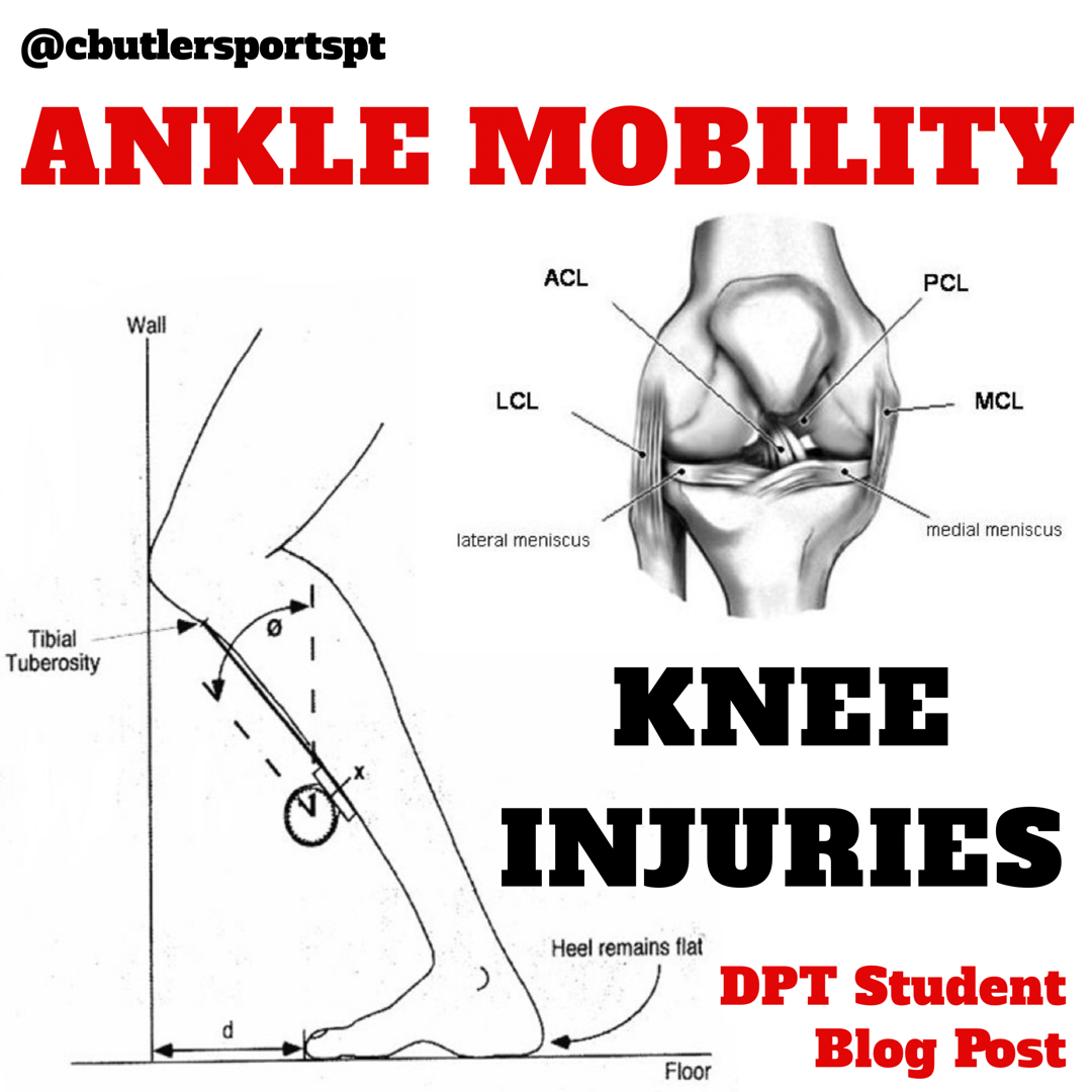 Is Your Lack of Ankle Mobility Increasing Your Risk for Knee Injury?