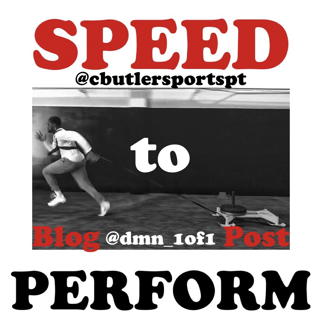 Speed to Perform