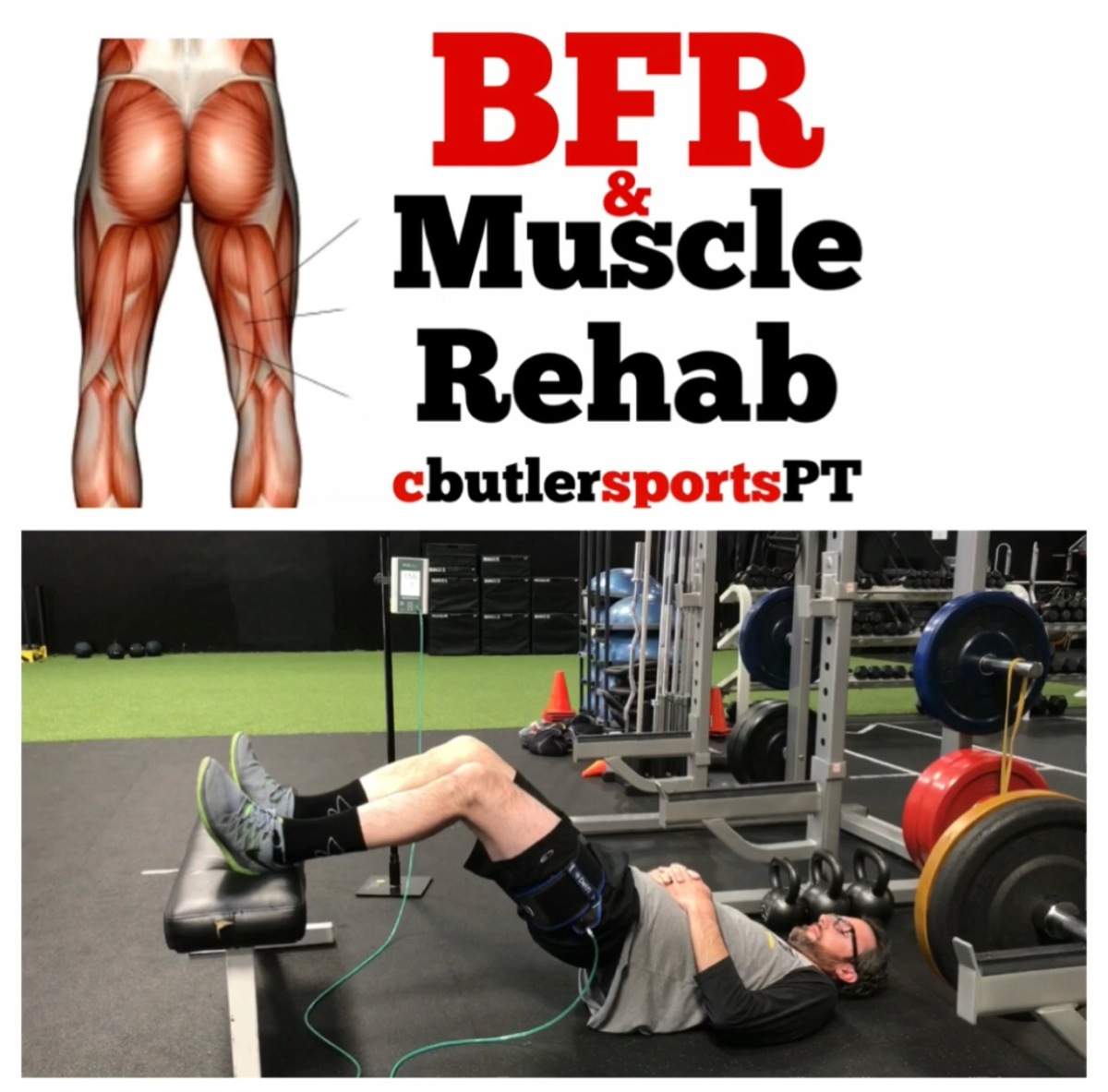 BFR & Muscle Injuries