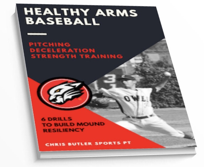 Healthy Arms Baseball