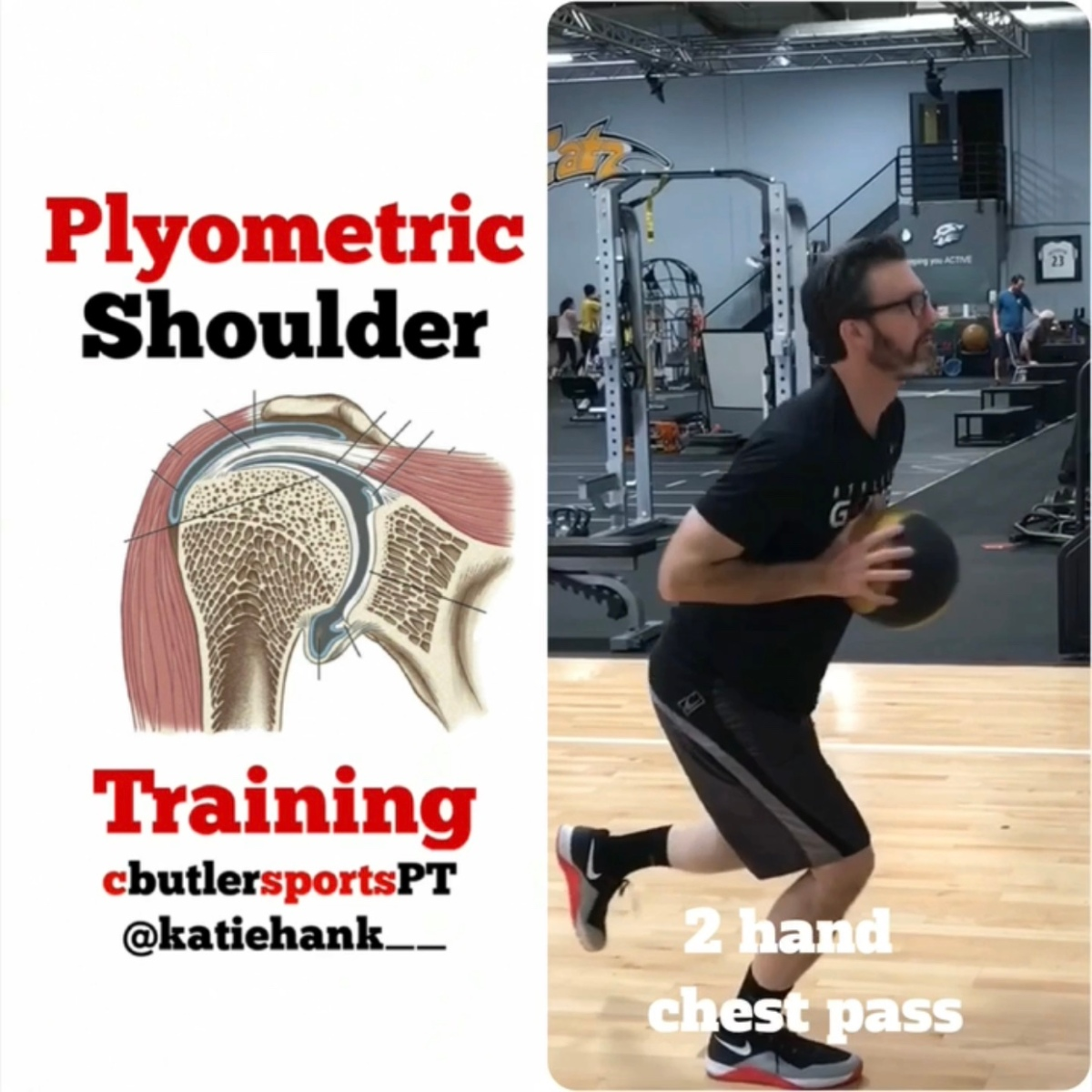 Plyometric Shoulder Training